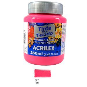 tinta-tecido-fosca-527-pink-250-ml