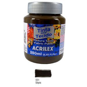 tinta-tecido-fosca-551-sepia-250-ml