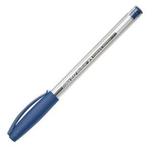 Caneta-Esferografica-Trilux-032-Media-Azul---Faber-Castell