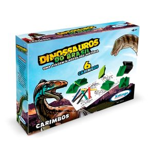 Carimbos-Dinossauros-do-Brasil---Xalingo