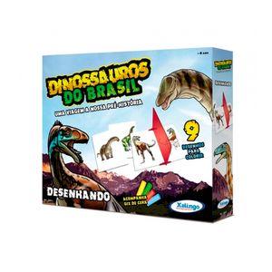 Desenhando-Dinossauros-do-Brasil---Xalingo