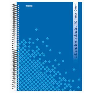 Caderno-Pedagogico-C.D.-96-fls-Quadriculado-1x1cm-Azul---Sao-Domingos