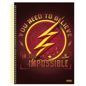 Caderno-Universitario-10x1-200-fls-C.D.-Sao-D.---The-Flash-2