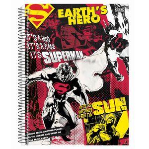 Caderno-Universitario-10x1-200-fls-C.D.-Sao-D.---Superman-4