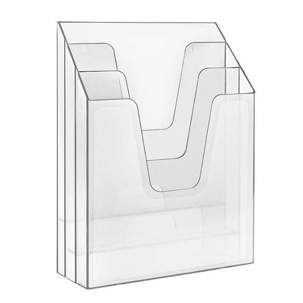 organizador-vertical-acrilico-triplo-acrimet-cristal