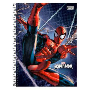 Caderno-Espiral-Universitario-10x1-200-fls-Capa-Dura-Tilibra---Spider-Man-Web-Warriors-Capa-5