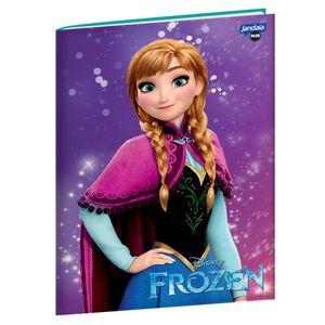 Caderno-Brochurao-Capa-Dura-96-Folhas-Jandaia---Frozen-Capa-2