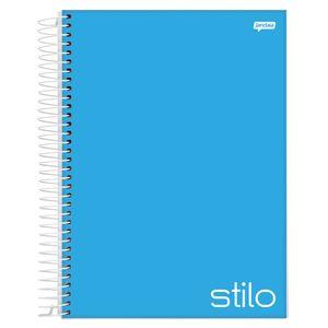 Caderno-Espiral-Universitario-1x1-96-fls-Capa-Dura-Jandaia---Stilo-Azul