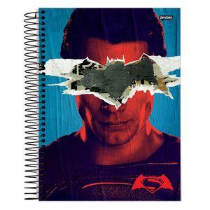 Caderno-Espiral-Universitario-10x1-200-fls-Capa-Dura-Jandaia---Batman-Vs-Superman-Capa-2