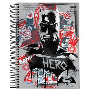 Caderno-Espiral-Universitario-10x1-200-fls-Capa-Dura-Jandaia---Batman-Vs-Superman-Capa-4