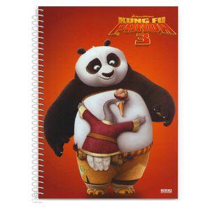 Caderno-Espiral-Universitario-10x1-200-fls-Capa-Dura-Sao-Domingos---Kung-Fu-Panda-3-Capa-3