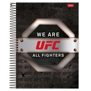 Caderno-Espiral-Universitario-1x1-96-fls-Capa-Dura-Foroni---UFC-Capa-6