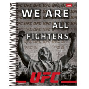 Caderno-Espiral-Universitario-1x1-96-fls-Capa-Dura-Foroni---UFC-Capa-7