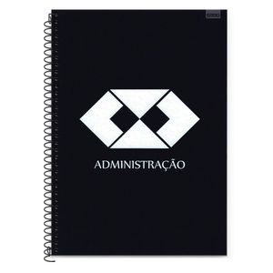 Caderno-Espiral-Universitario-10x1-200-fls-Capa-Dura-Sao-Domingos---Administracao