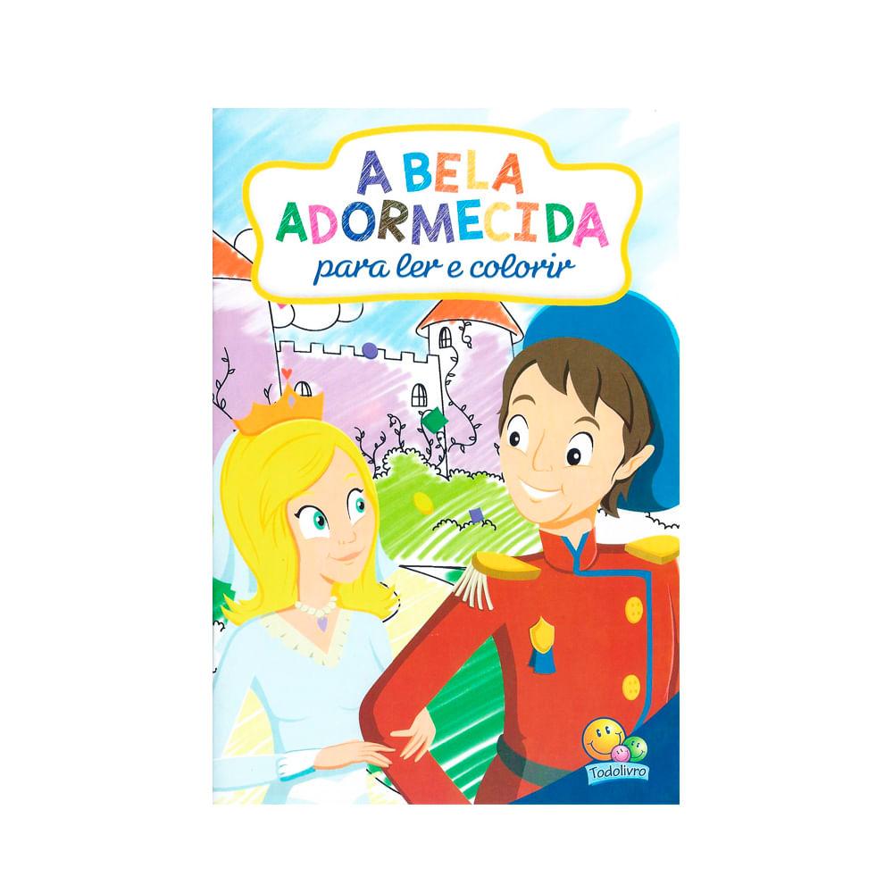 A Galinha Dos Ovo De Ouro Para Colorir livro a bela adormecida ler e colorir - news center online