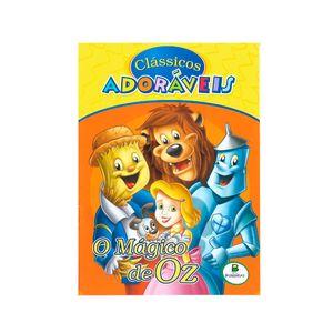 Livro-Classicos-Adoraveis-O-Magico-de-Oz---Todolivro
