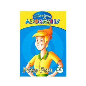 Livro-Classicos-Adoraveis-Peter-Pan---Todolivro