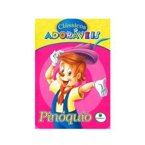 Livro-Classicos-Adoraveis-Pinoquio---Todolivro
