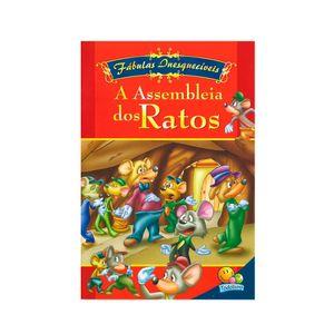 Livro-Fabulas-Inesqueciveis-A-Assembleia-dos-Ratos---Todolivro