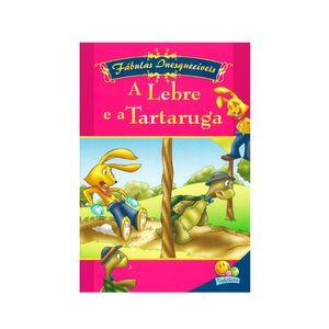 Livro-Fabulas-Inesqueciveis-Lebre-e-a-Tartaruga---Todolivro