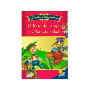 Livro-Fabulas-Inesqueciveis-O-Rato-do-Campo-e-o-Rato-da-Cidade---Todolivro