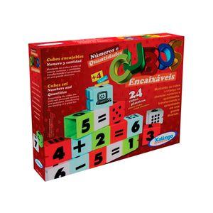 Cubos-Encaixaveis-Numeros-e-Quantidades-24-Pecas---Xalingo