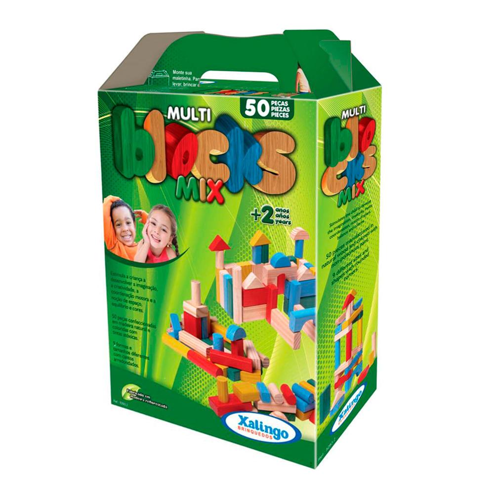 Multiblocks-Mix-50-Pecas---Xalingo