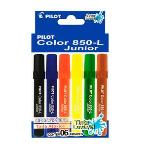 Caneta-Color-850-L-Junior-com-6-Cores---Pilot
