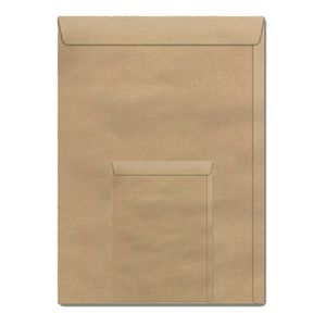 Envelope-Saco-Kraft-Natural-80g-125x176-SKN-018-Unitario---Scrity