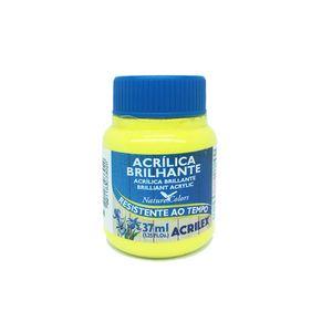 Tinta-Acrilica-37ml-Amarelo-Limao---Acrilex