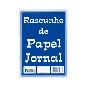 Rascunho-de-Jornal-156x219mm-com-50-Folhas---Tamoio