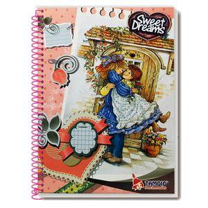 Caderno-Espiral-Universitario-1x1-96-fls-Tamoio-Sweet-Dreams-Capa-7---News-Center-Online