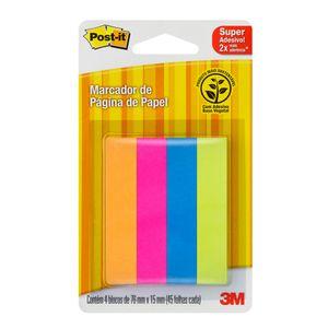 Marcador-de-Pagina-de-Papel-76x15-Colorido---3M
