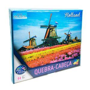 Quebra-Cabeca-300-Pecas-Holland---Pais-e-Filhos