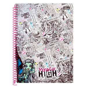 Caderno-Espiral-Universitario-10x1-200-fls-Capa-Dura-Tilibra---Monster-High-Capa-6