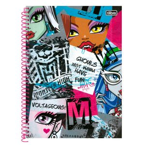 Caderno-Espiral-Universitario-10x1-200-fls-Capa-Dura-Tilibra---Monster-High-Capa-7