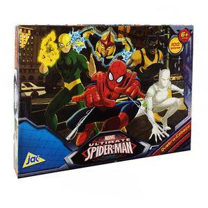 Quebra-Cabeca-10-Pecas-Spider-Man---JAK