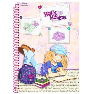 Caderno-Espiral-Universitario-10x1-200-fls-Capa-Dura-Foroni---Holly-Hobbie-Capa-6