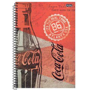 Caderno-Espiral-Universitario-10x1-200-fls-Capa-Dura-Foroni---Coca-Cola-Capa-10