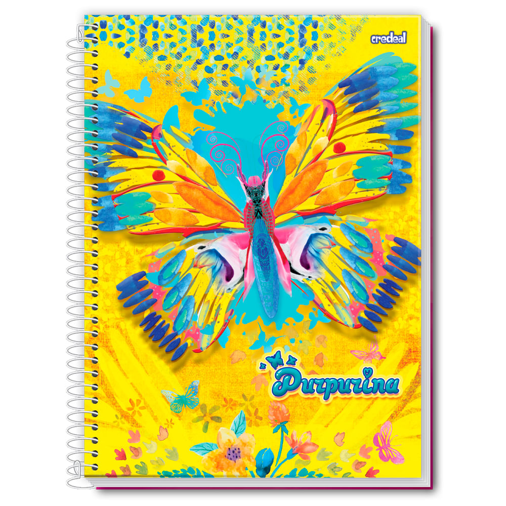 Caderno-Espiral-Universitario-1x1-96-fls-Capa-Dura-Credeal---Purpurina-Capa-8