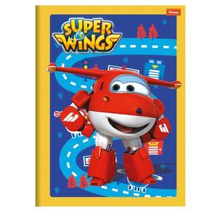 Caderno-Brochurao-Capa-Dura-96-Folhas-Foroni---Super-Wings-Capa-5