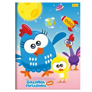 Caderno-Brochurao-Capa-Dura-96-Folhas-Foroni---Galinha-Pintadinha-Mini-Capa-3