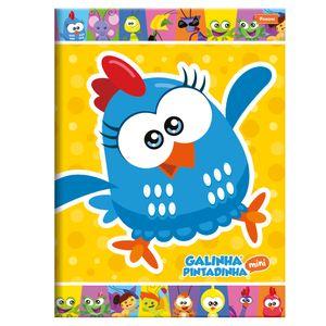 Caderno-Brochurao-Capa-Dura-96-Folhas-Foroni---Galinha-Pintadinha-Mini-Capa-4