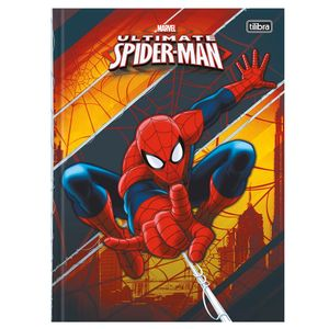 Brochurao-C.D.-96-Fls-Tilibra---Spider-Man-2