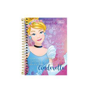 Caderneta-1-8-C.D.-96-Folhas-Tilibra---Princesas-1