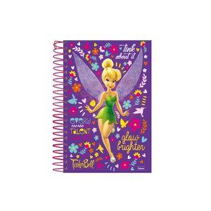 Caderneta-1-8-C.D.-96-Folhas-Foroni---Tinker-Bell-2