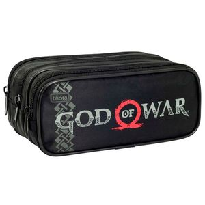 Estojo-Triplo-God-od-War---Tilibra