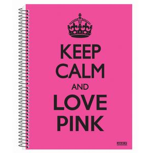 Caderno-Universitario-10x1-200-fls-C.D.-Sao-D.---Keep-Calm-Girl-6