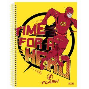 Caderno-Universitario-10x1-200-fls-C.D.-Sao-D.---The-Flash-3