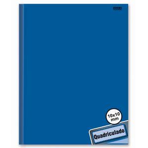 Caderno-Pedagogico-Brochura-C.D.-40-fls-Quadriculado-1x1cm-Azul---Sao-D.